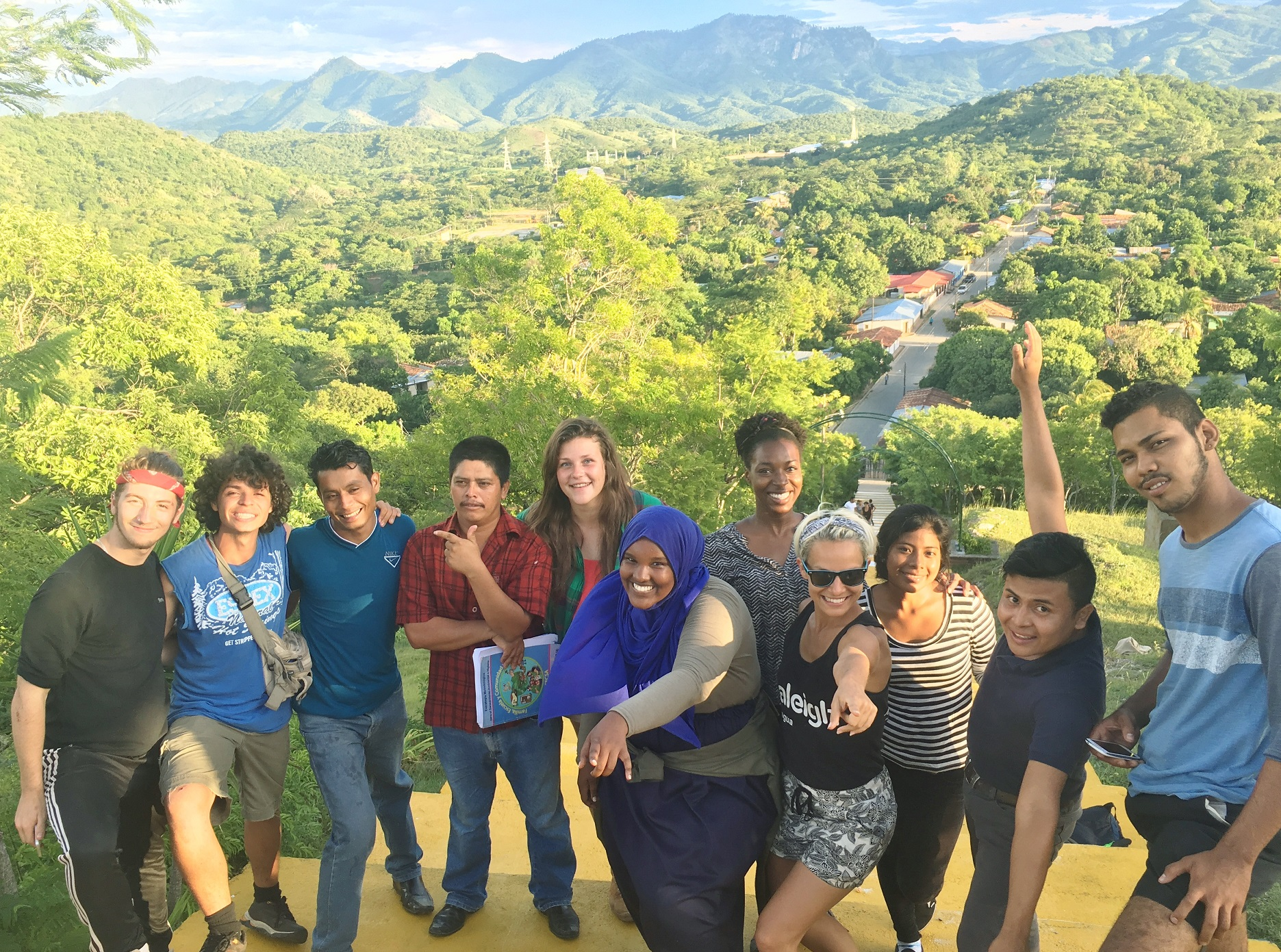 UCW student, Business Management with Sustainability degree, support remote communities in Nicaragua, managing their water and sanitation resources.