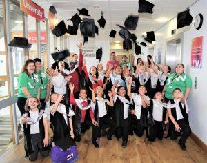 UCW, Beckett primary school, higher education initiative