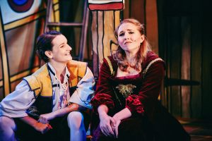 UCW graduates land pantomime roles in Exeter