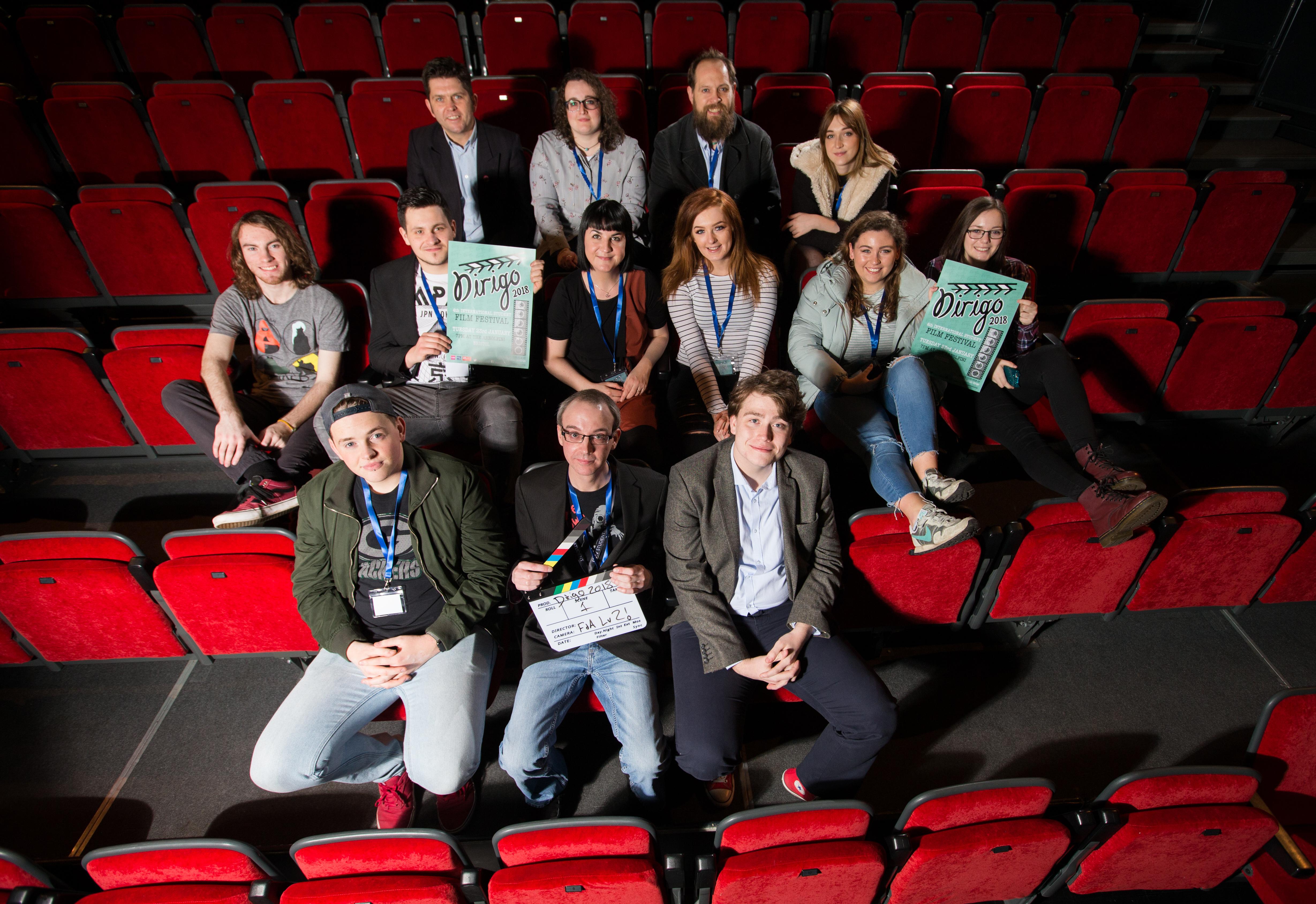 UCW Dirigo Film festival 2018