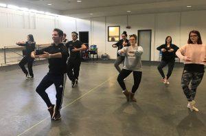 US Star, UCW Performance degree, actor dancer choreographer author Matthew Shaffer