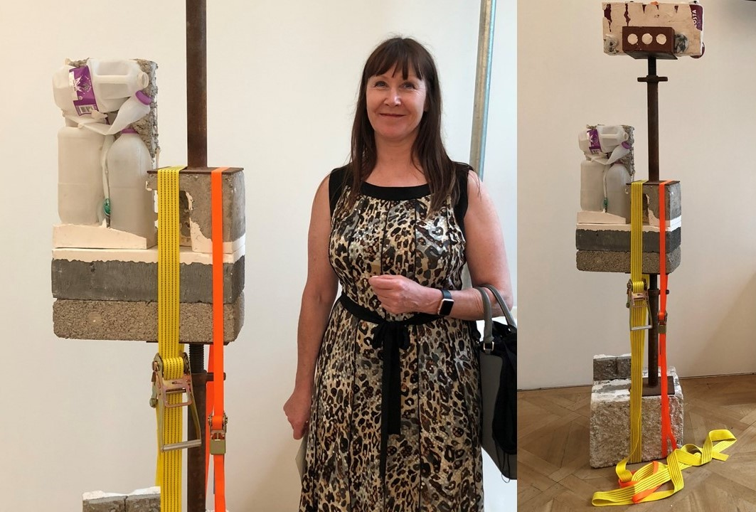 Julie Holt, UCW student, Royal Academy of Arts Summer Exhibition, Contemporary art and professional studies