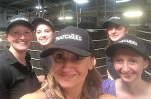 Professional training with Thatchers