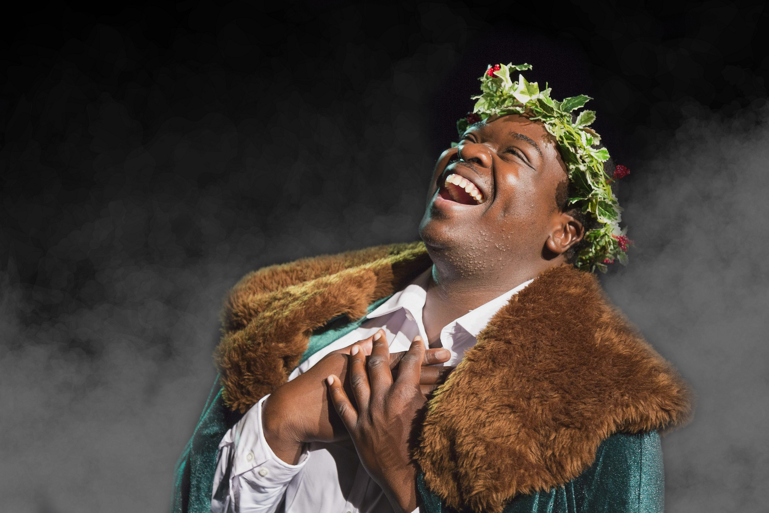 "BGT star Marvin ""The Jazzman"" Muoneke cast in Weston College production of A Christmas Carol"